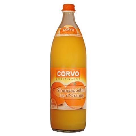 Corvo Sinaasappelsap        krat 6x1,00L