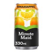 Minute Maid Orange blik    tray 24x0,33L