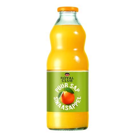 Royal Club Sinaasappelsap    krat 12x1,00L