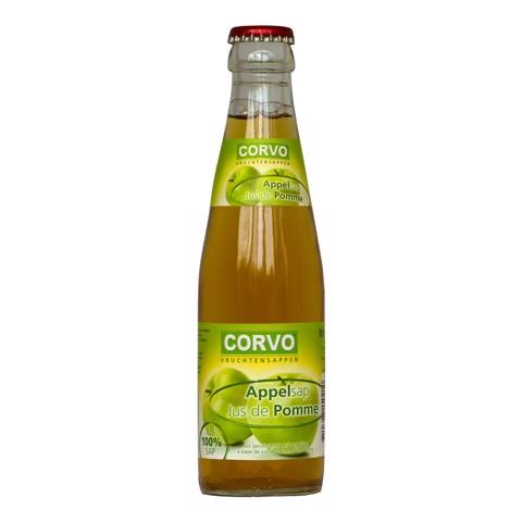 Corvo Appelsap krat 24x0,20L