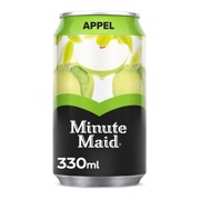 Minute Maid Appel blik     tray 24x0,33L