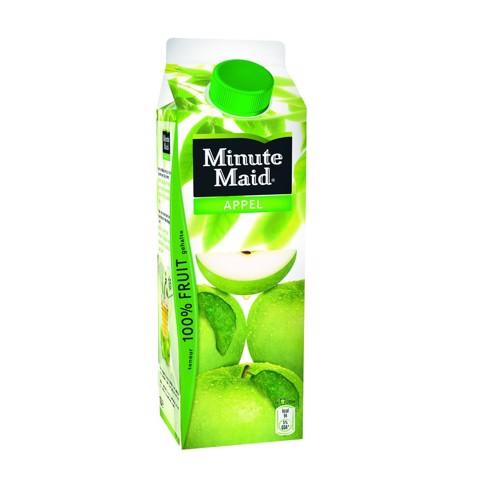 Minute Maid Appel pak     tray 3x4x1,00L