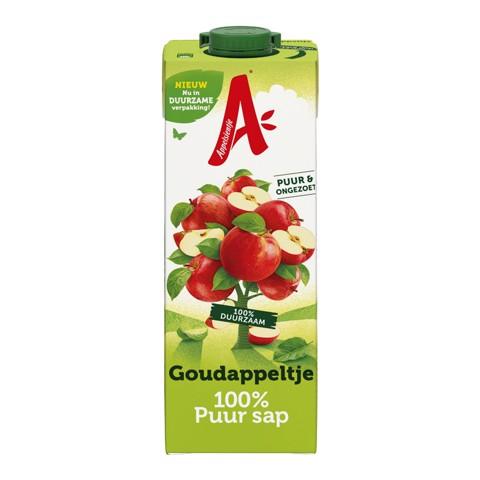 Appelsientje Goudappel pak tray 12x1,00L