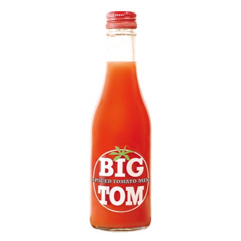 Big Tom Spiced Tomato Mix doos 24x0,25L