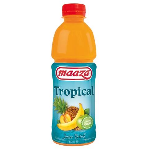 Maaza Tropical PET         tray 12x0,50L