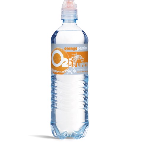 O2Life Orange & Citrus PET     tray 6x0,75L