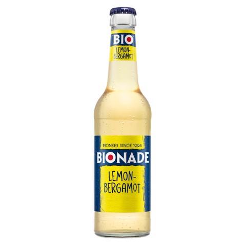Bionade Citroen Bergamot  doos 12x0,33L