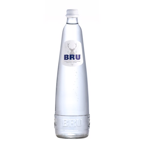 Bru Mineraalwater kzh doos 12x0,75L