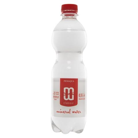 Penaqua Mineraalwater kzh PET tray 12x0,50L