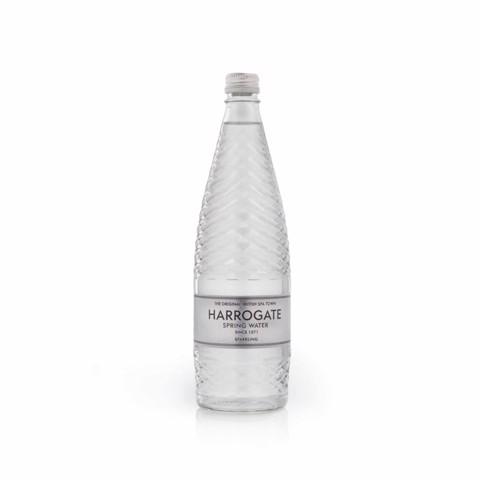 Harrogate Spring Water kzh doos 12x0,75L