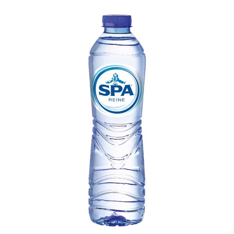 Spa Reine Blauw kzv PET        tray 24x0,50L