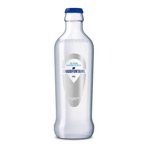 Chaudfontaine Blauw kzv krat 24x0,25L