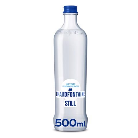 Chaudfontaine Blauw kzv krat 20x0,50L