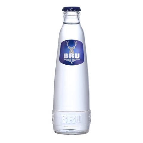 Bru Mineraalwater kzv krat 24x0,25L