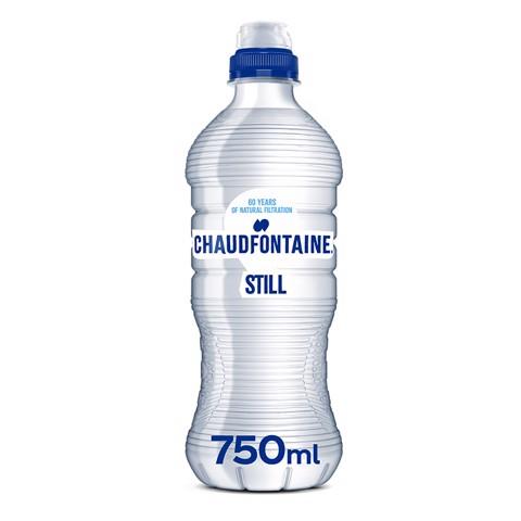 Chaudfontaine Blauw kzv PET tray 12x0,75L