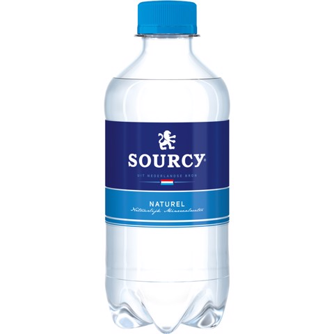 Sourcy Blauw kzv PET        tray 6x0,33L