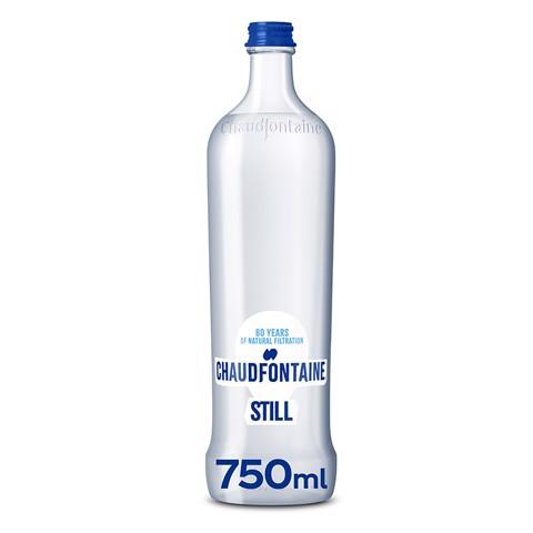 Chaudfontaine Blauw kzv krat 6x0,75L
