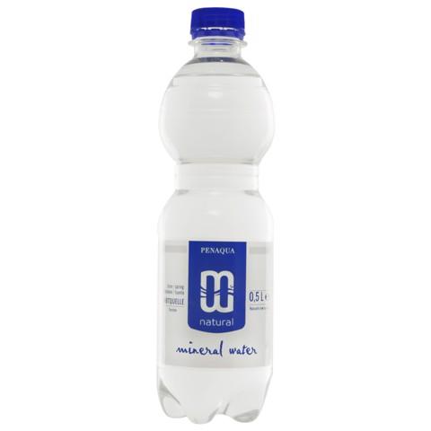 Penaqua Mineraalwater kzv PET tray 12x0,50L