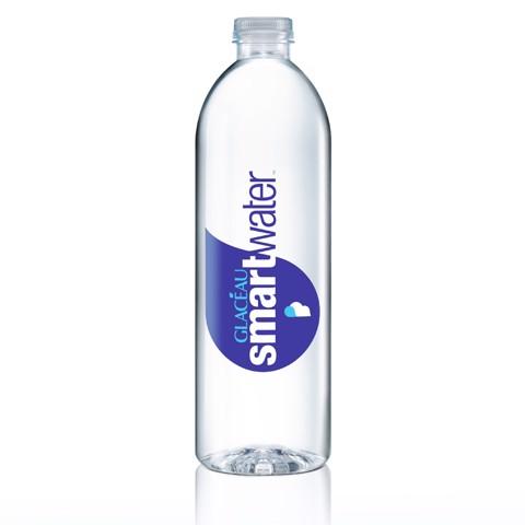 Smartwater Glaceau PET     tray 12x0,60L