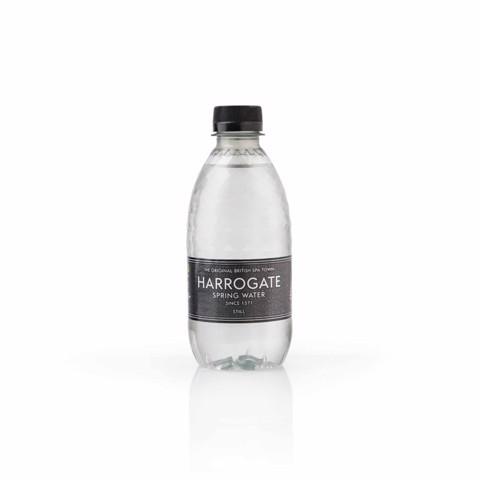 Harrogate Spring Water kzv PET tray 30x0,33L