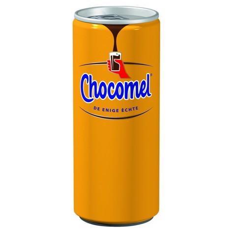 Chocomel Vol blik tray 24x0,25L