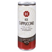 DE Ice Cappuccino blik     tray 12x0,25L