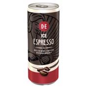 DE Ice Espresso blik       tray 12x0,25L