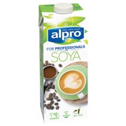 Alpro For Professionals Soya pak tray 12x1,00L