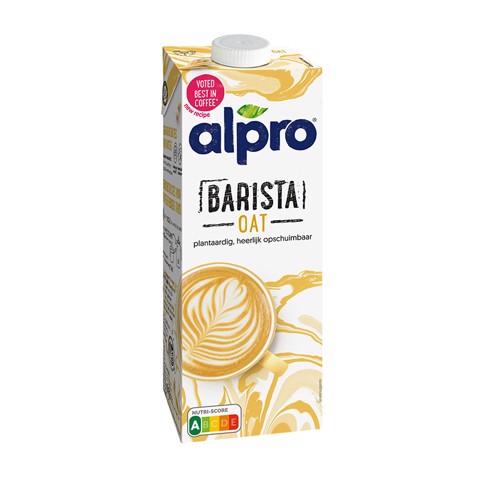 Alpro For Professionals Oat Organic pak tray 8x1,00L
