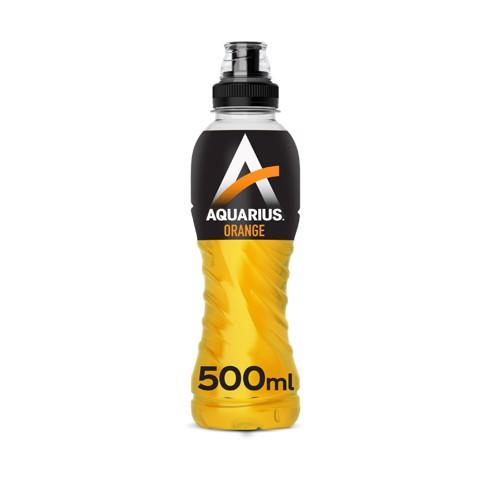 Aquarius Orange PET tray 12x0,50L