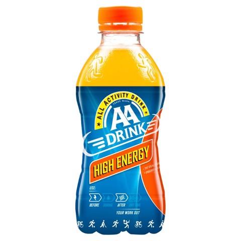 AA Drink High Energy PET doos 24x0,33L