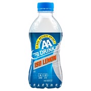 AA Drink Lemon Iso PET doos 24x0,33L