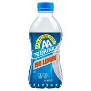 AA Drink Lemon Iso PET doos 24x0,33L