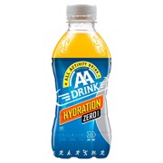 AA Drink Hydration Zero PET doos 24x0,33L