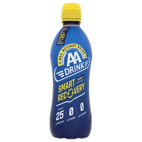 AA Drink Smart Recovery PET tray 12x0,50L