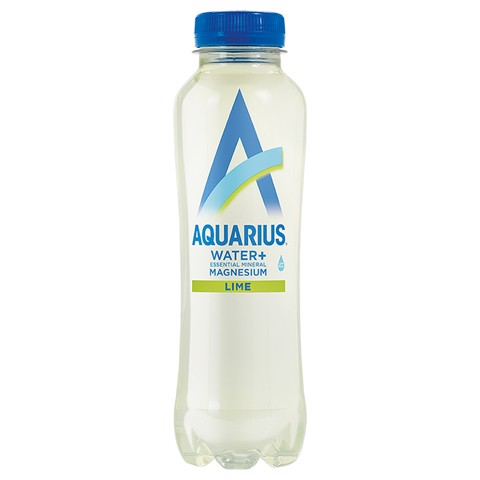 Aquarius Daily Hydration Magnesium & Lime PET  tray 12x0,40L
