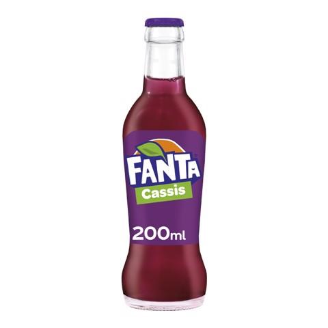 Fanta Cassis               krat 24x0,20L