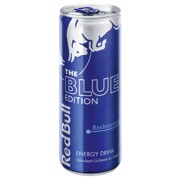 Red Bull Energy Blue Edition blik tray 12x0,25L