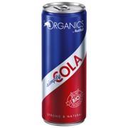 Red Bull Organics Simply Cola blik tray 12x0,25L