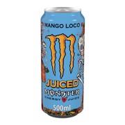 Monster Energy Mango Loco blik tray 12x0,50L
