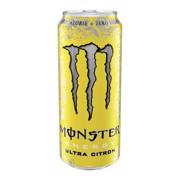Monster Energy Citron blik tray 12x0,50L