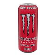 Monster Energy Red blik    tray 12x0,50L