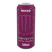 Monster Energy Punch Mixxd blik tray 12x0,50L