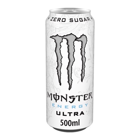 Monster Energy Ultra blik  tray 12x0,50L