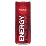 Coca-Cola Energy blik tray 12x0,25L