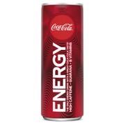 Coca-Cola Energy blik tray 12x0,25L
