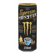 Monster Espresso Vanilla blik  tray 12x0,25L