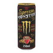 Monster Espresso Milk blik tray 12x0,25L