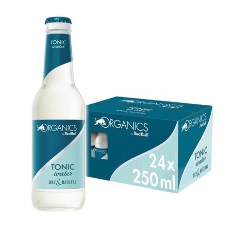 Red Bull Organics Tonic Water doos 24x0,25L