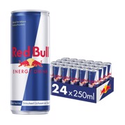 Red Bull Energy blik tray 24x0,25L